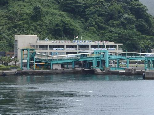 42桜島港