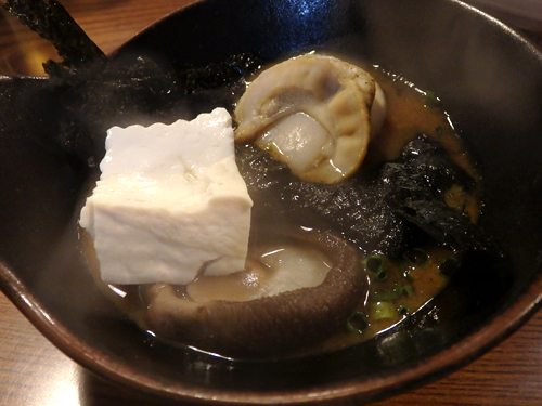 16豆腐帆立椎茸