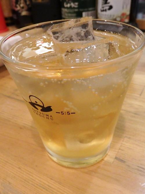 20梅酒ソーダ