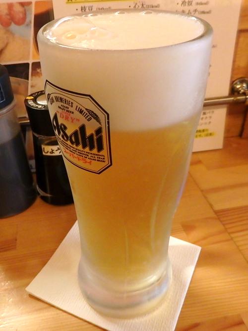 26だいやめセット生ビール