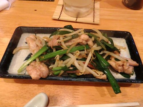 48鶏肉の野菜炒め