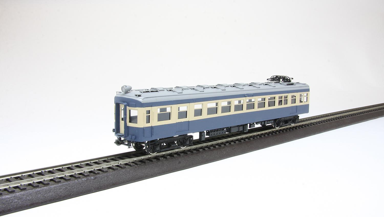 鉄道模型押し入れコレクション ブログ 国鉄42系電車 スカ色