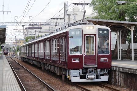阪急8040箕面線デビュー 01