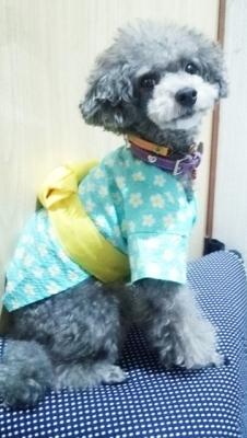 山村さん浴衣⑤