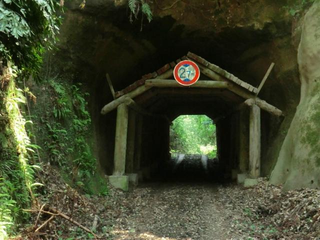 此の木隧道