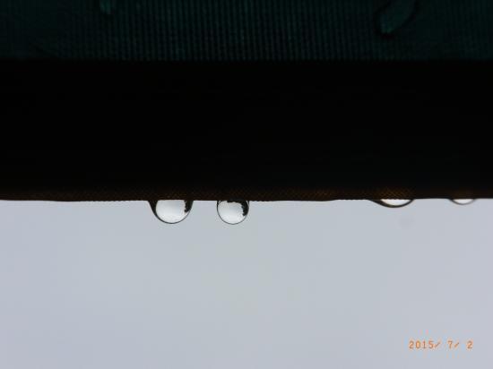 梅雨のアジ練 7/2/2015