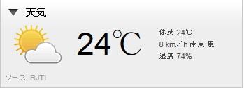 6月10日気温