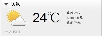 6月17日気温