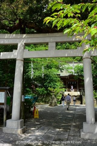 御霊神社 @鎌倉・江の島