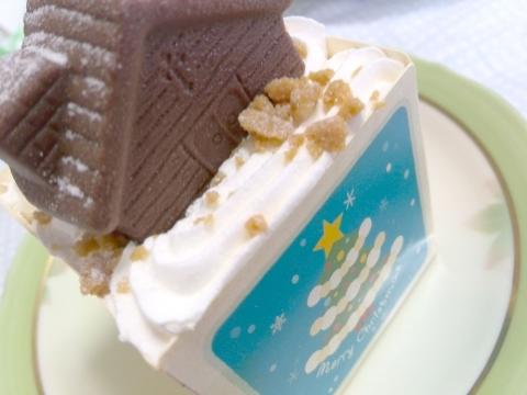 ヤマザキクリスマスケーキ2014 (1)