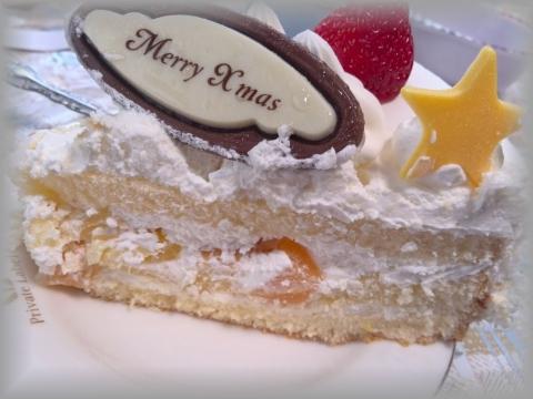 ヤマザキクリスマスケーキ 20141223 3