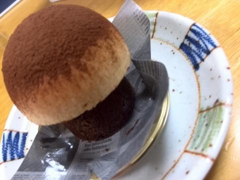 カファレル(グランフロント キノコケーキ屋) (5)