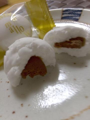 石村萬盛堂 チョコマシュマロ (5)
