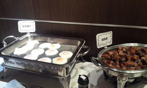 グリーンプラザ大阪 朝食ビュッフェ (4)