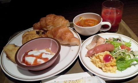 グリーンプラザ大阪 朝食ビュッフェ (10)