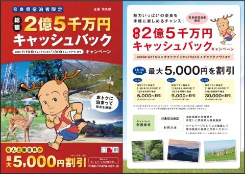 奈良県宿泊者限定2億5千万円キャッシュバックキャンペーン (6)
