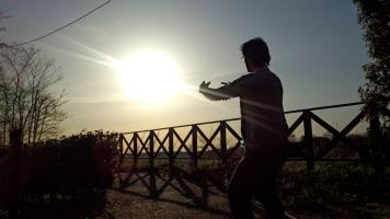 朝陽のなかで自由に (5)