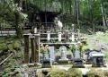 10墓標はこの辺りが一番多い