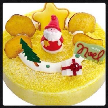 こちらも両方嫌いじゃないんですが、どうしてもケーキとしてのフォルダ分けが出来ないイモのケーキ(笑)