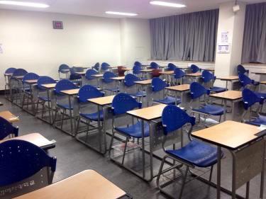 2015年最初のTOPIK試験会場。