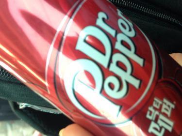 コーラと思って買ってしまったもの…涙。