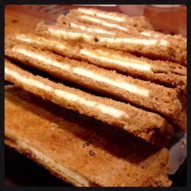 シンガポールのKaya toastをイデで食す!!