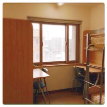 寄宿舎のお部屋(例)