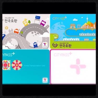 韓国全国で使えるTmoneyカード発売!