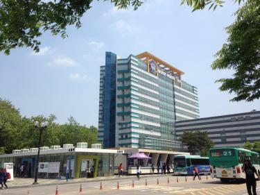 ソウルから約1時間。漢陽大学ERICAキャンパス