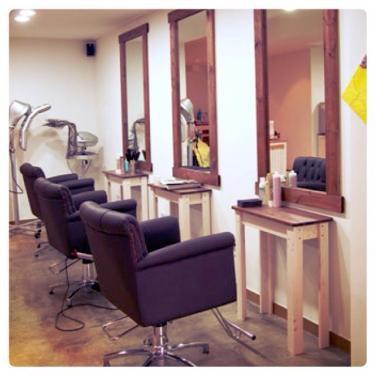韓国で2回目の美容室。