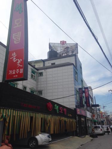 韓国のモーテルは…
