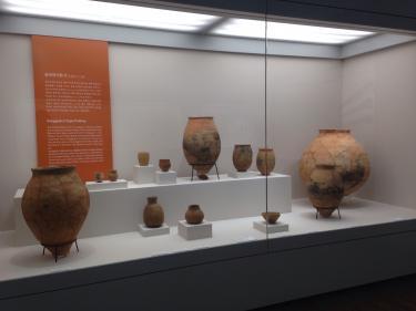 百済の専門博物館。