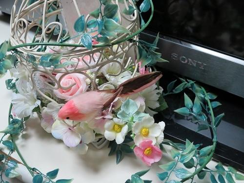 鳥かごウェルカムボード6