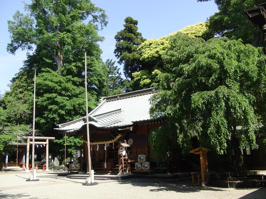 深見神社3