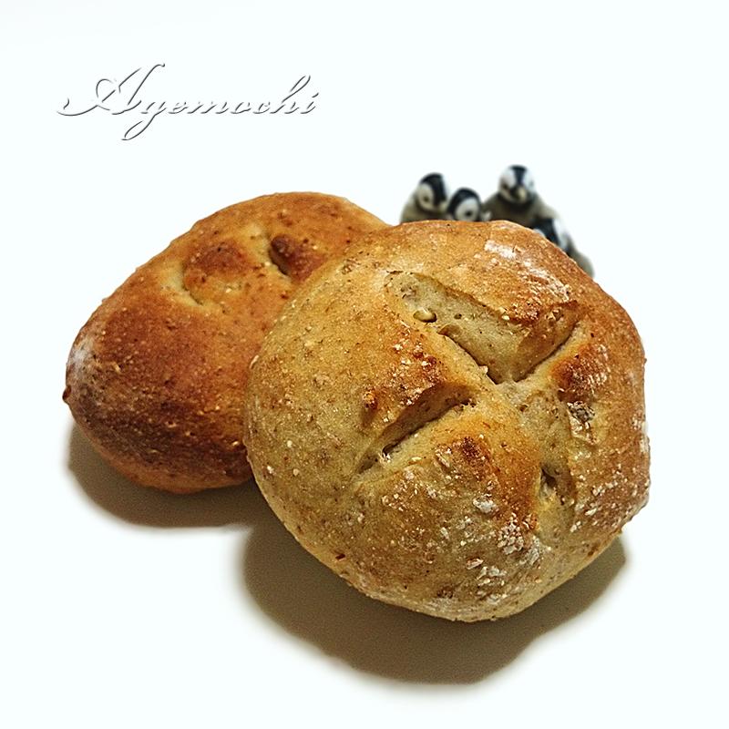 お持ち帰りのパン
