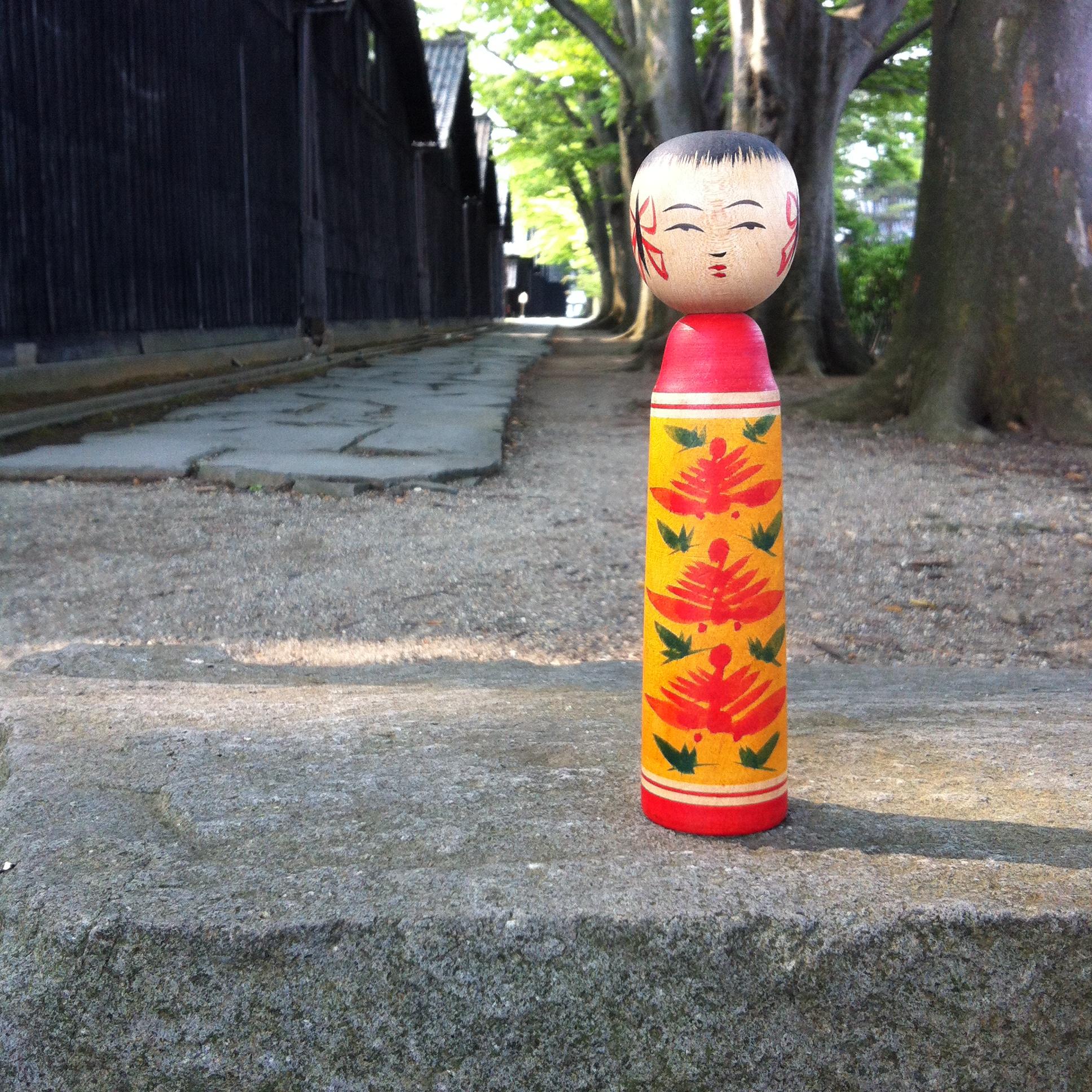 山居倉庫と本間久雄