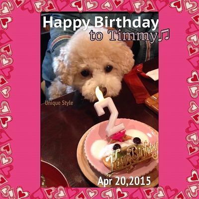 ティミーくん/Birthday Boyくん♪♪