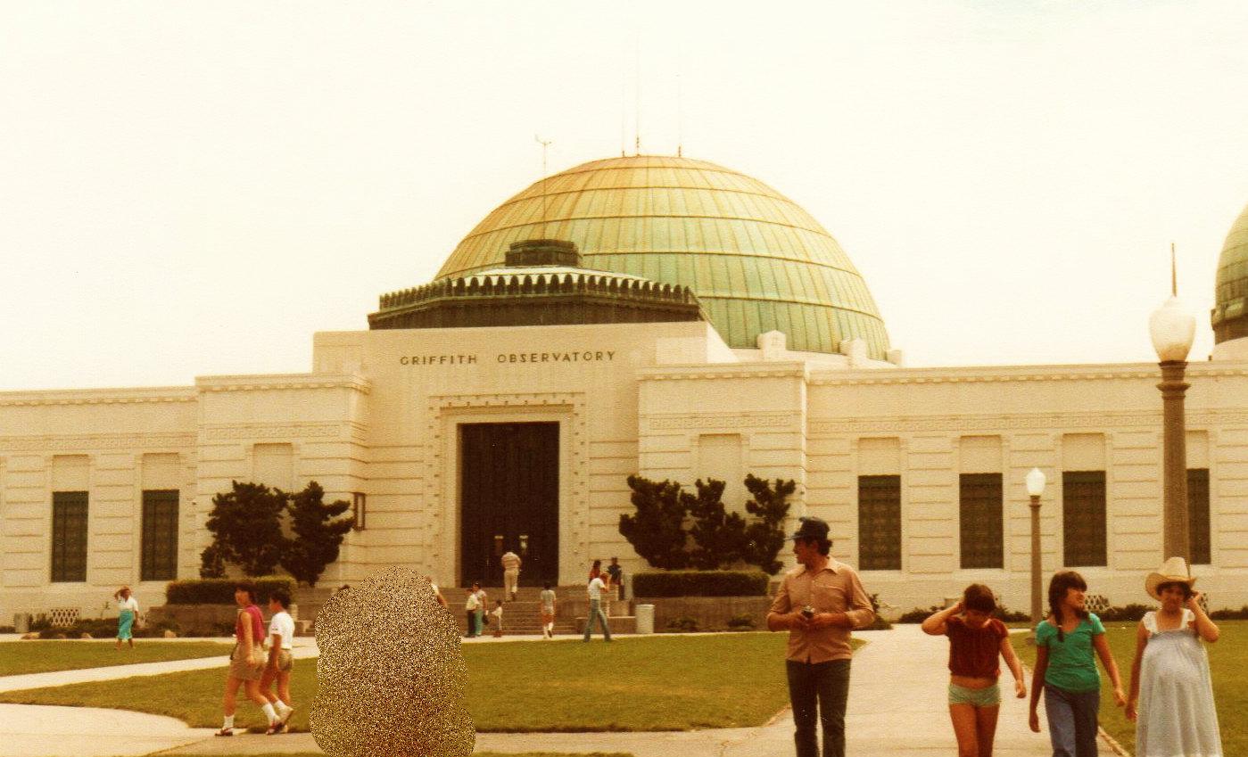 グリフィス天文台②-1