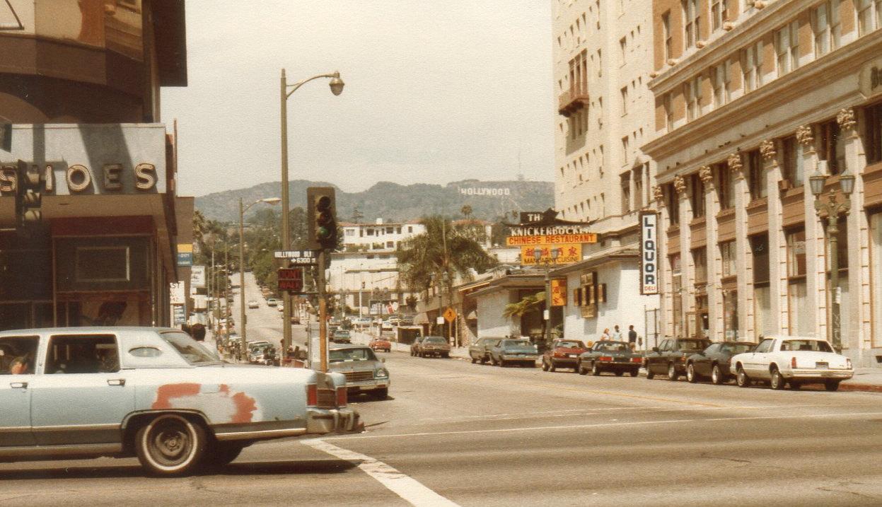 ハリウッド(1983年