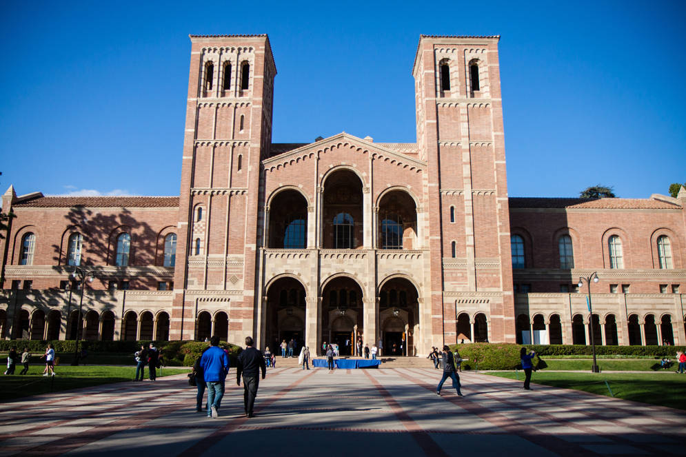 UCLAカリフォルニア大学ロサンゼルス校