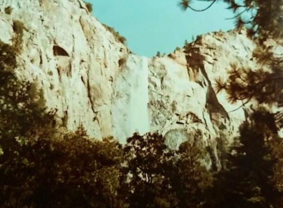 ヨセミテ国立公園⑨-1