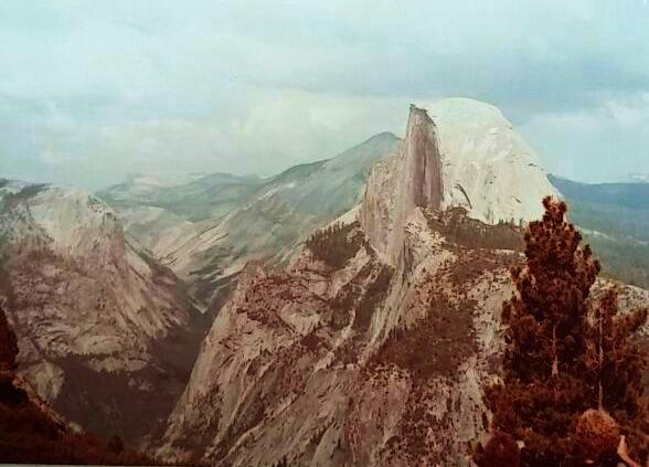 ヨセミテ国立公園⑩-1