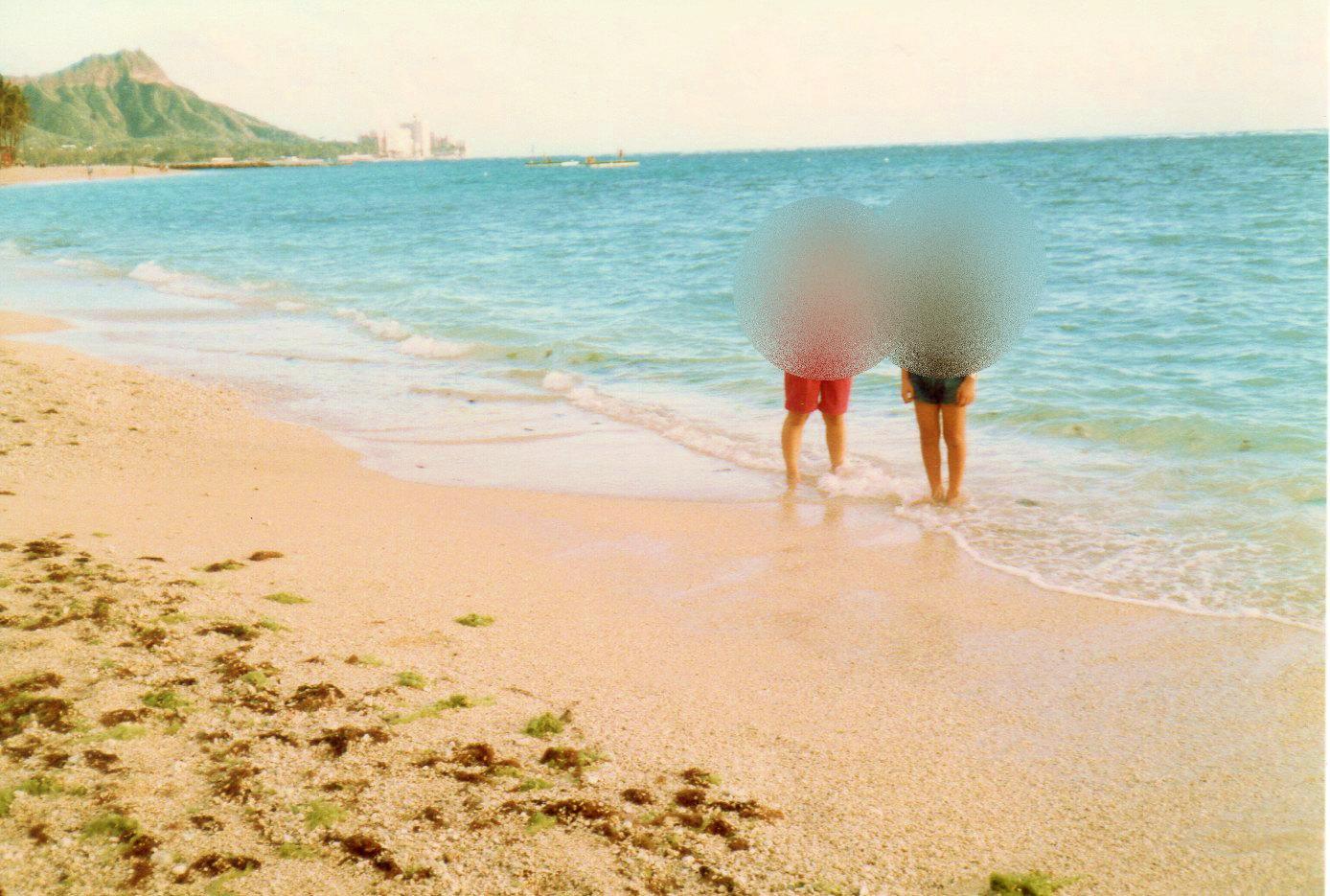 ハワイ・ワイキキ⑤-1