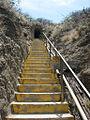 ダイヤモンドヘッド・頂上への階段