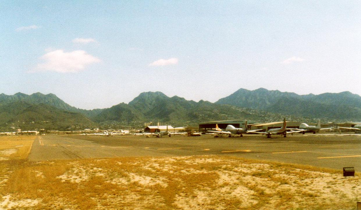 ハワイ4日目③ホノルル空港②-1