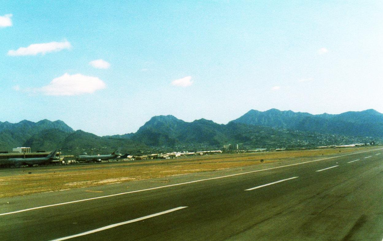 ハワイ4日目④ホノルル空港―②