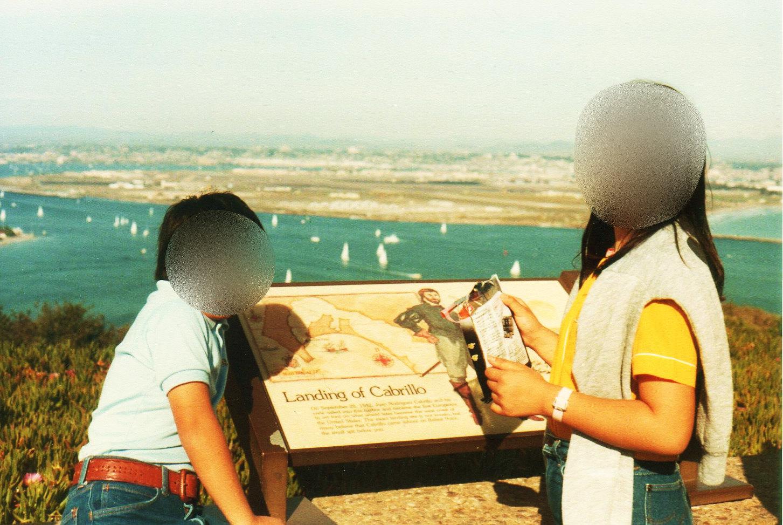 サンディエゴ(1983年)シーワールドー③