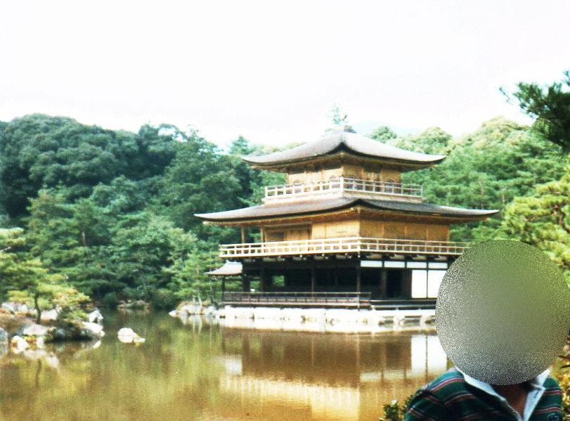 京都金閣寺②-1
