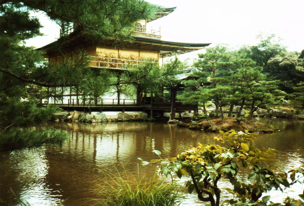 京都金閣寺①-1