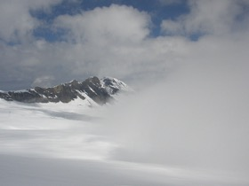 春スキーランチ